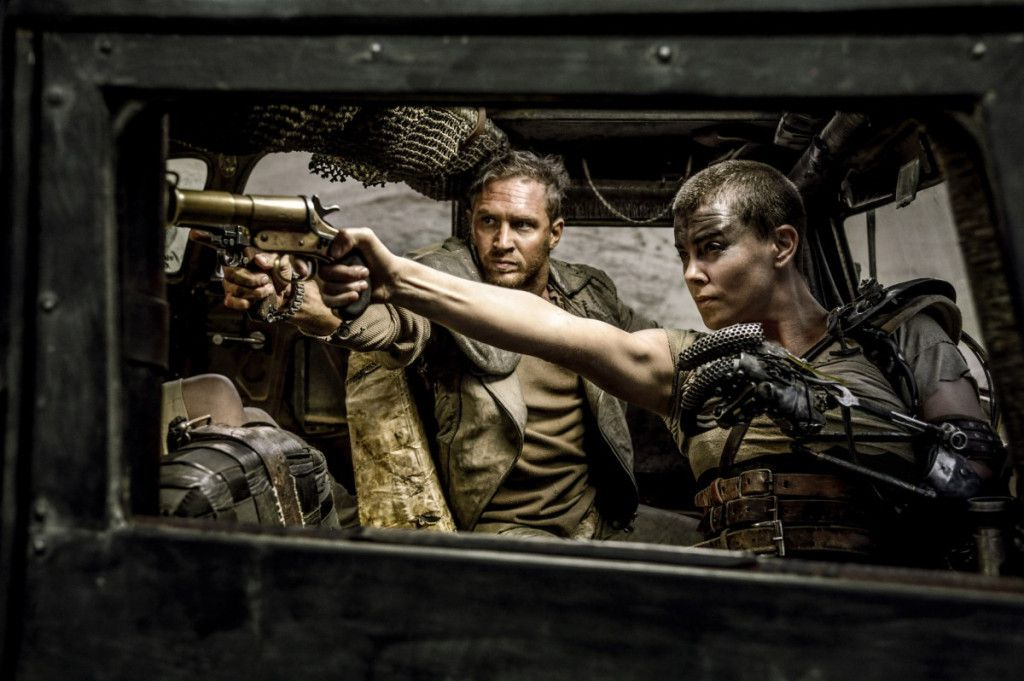 """""""Mad Max: Fury Road"""" is among the lineup for the 2018 Millennium Park film series. 