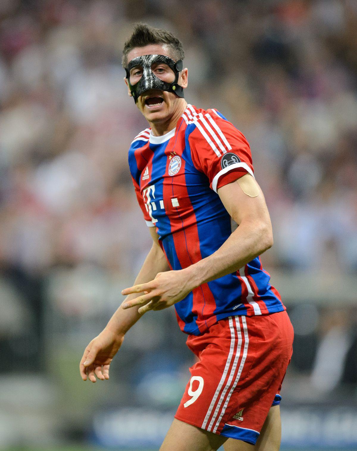 FC Bayern Munich vs FC Barcelona
