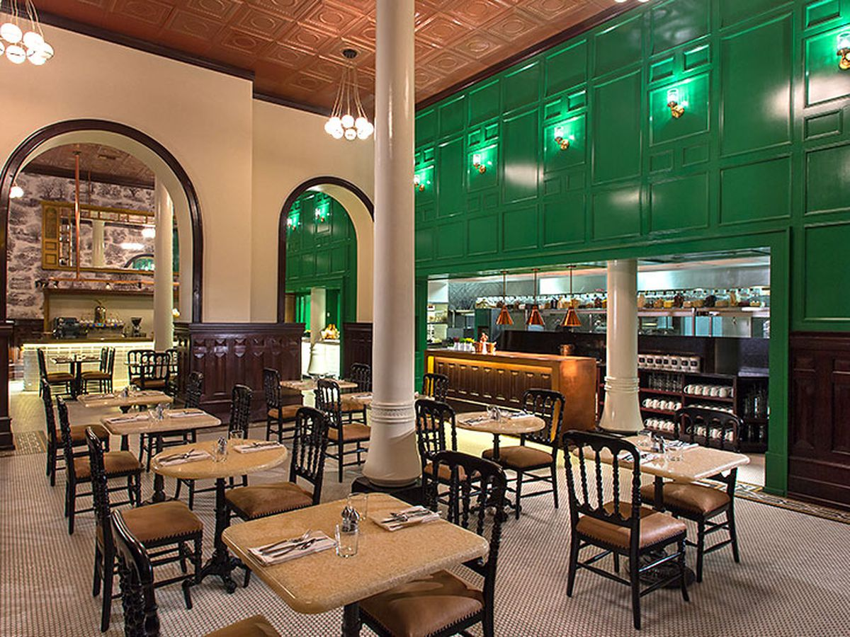 Driskill S 1886 Cafe And Bakery Official