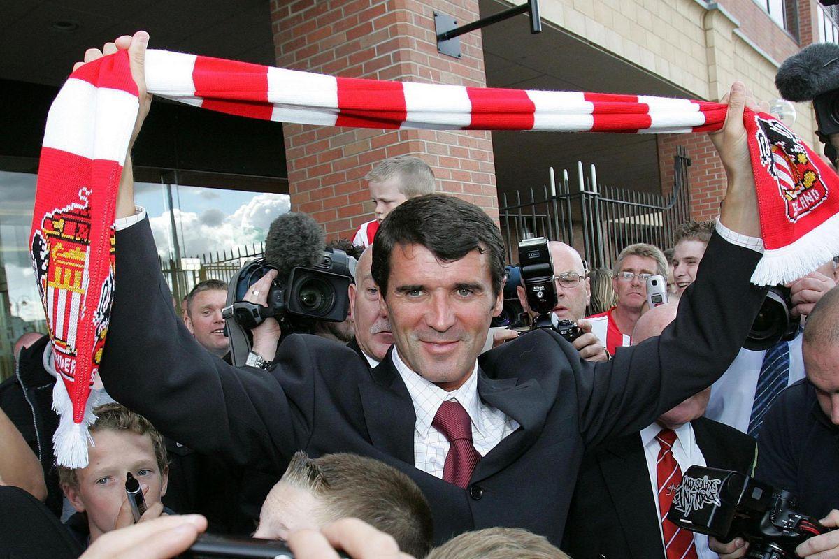 Soccer - Roy Keane press conference - Sunderland