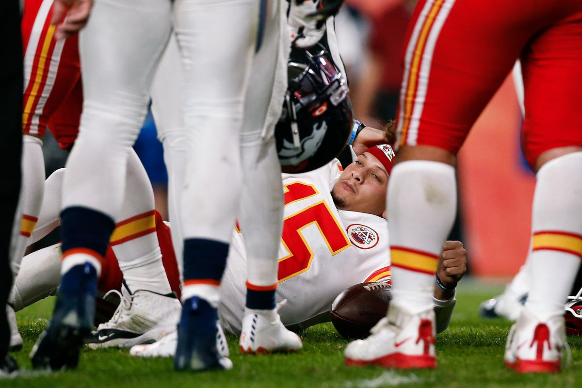Chiefs Patrick Mahomes To Miss Three Weeks Pending Mri