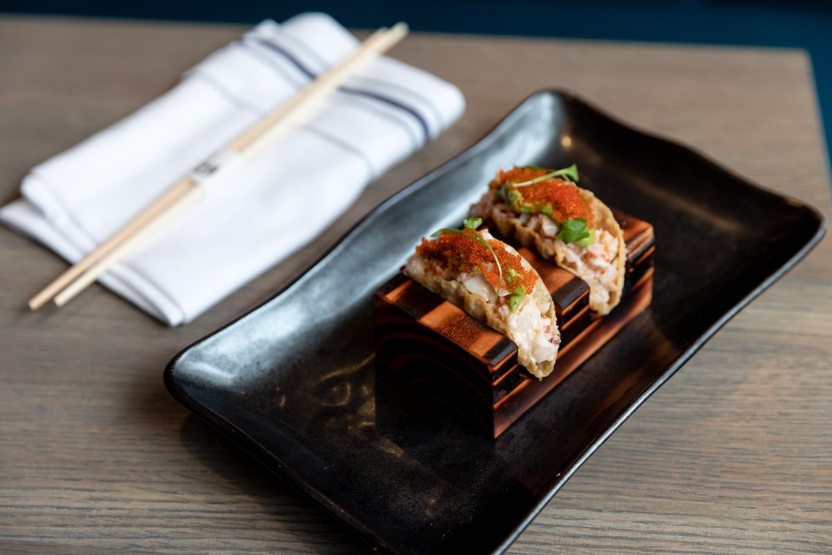 Zao Jun A New Pan Asian Restaurant From Adachi Chef Opens On