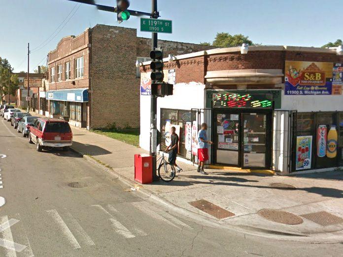 11900 block of South Michigan Avenue | Google Maps