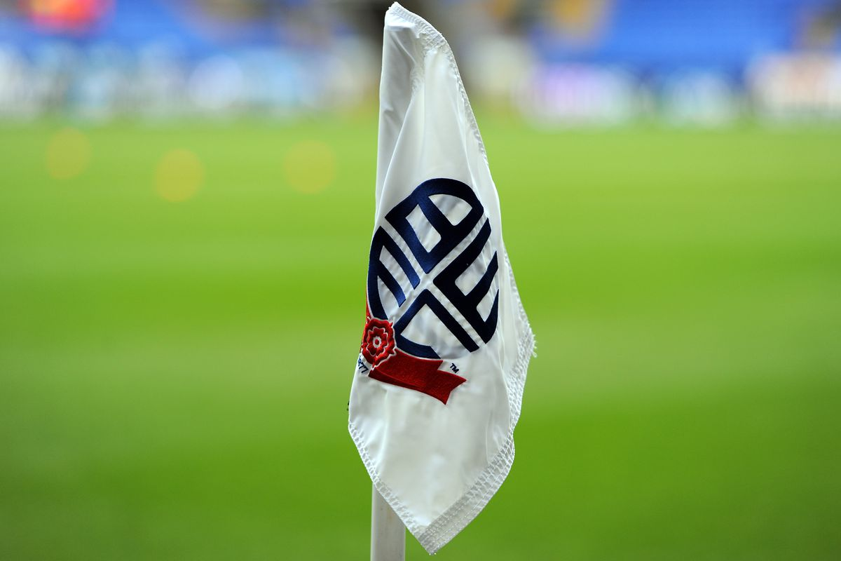 When did this corner flag last get a ground-level view of a Bolton goal?