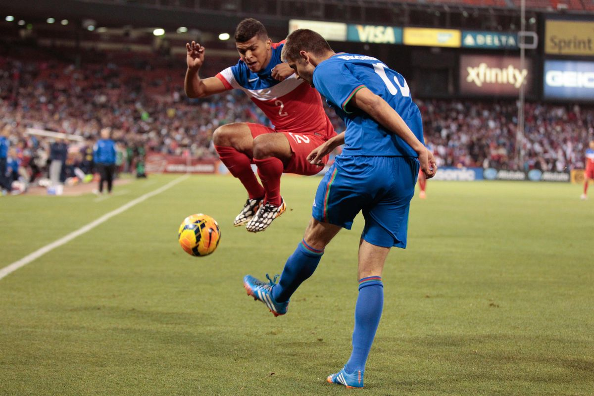 DeAndre Yedlin is proving his worth for the USMNT as a right full back. But many wonder if he can continue to impress in Brazil.
