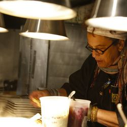STREET's Susan Feniger working her culinary magic.