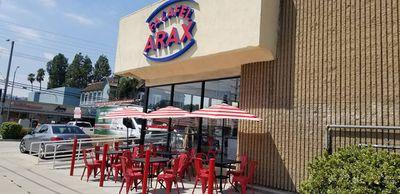Falafel Arax Studio City
