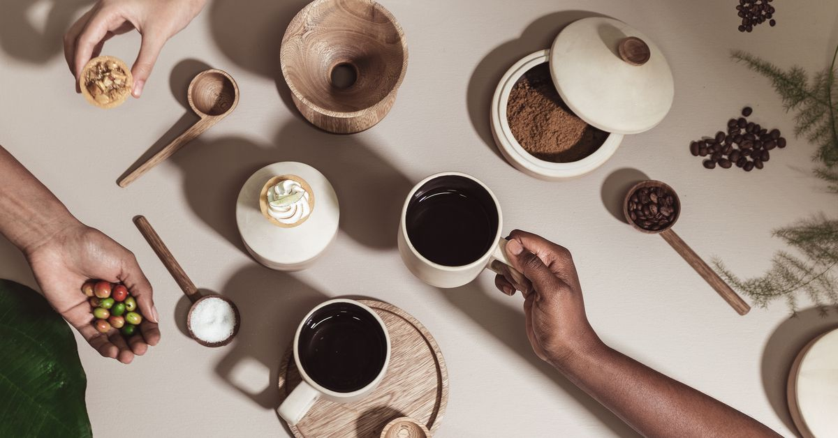 Home Goods Collection Celebrates The Rituals Of Coffee