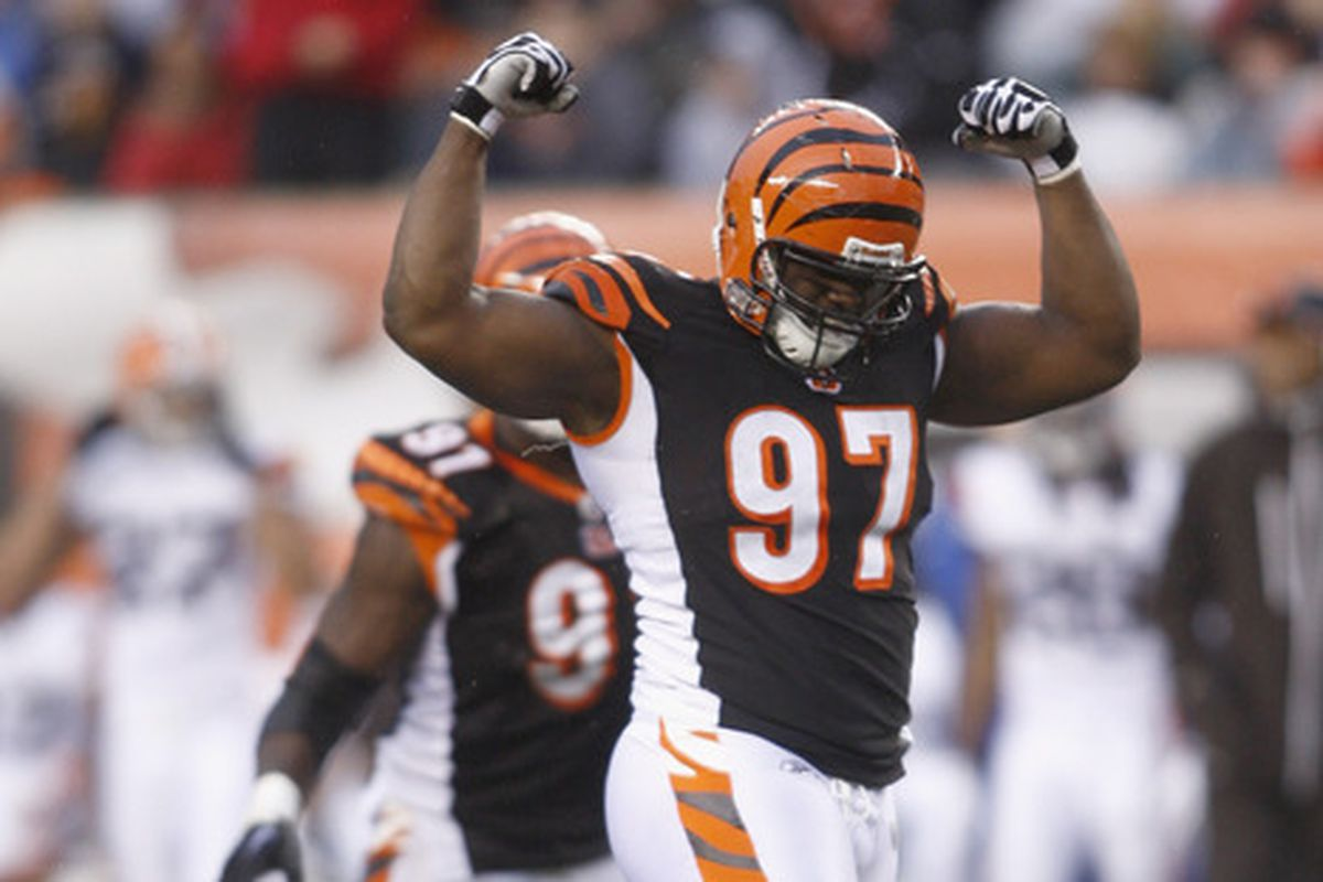 Geno Atkins secret to being successful Training training and