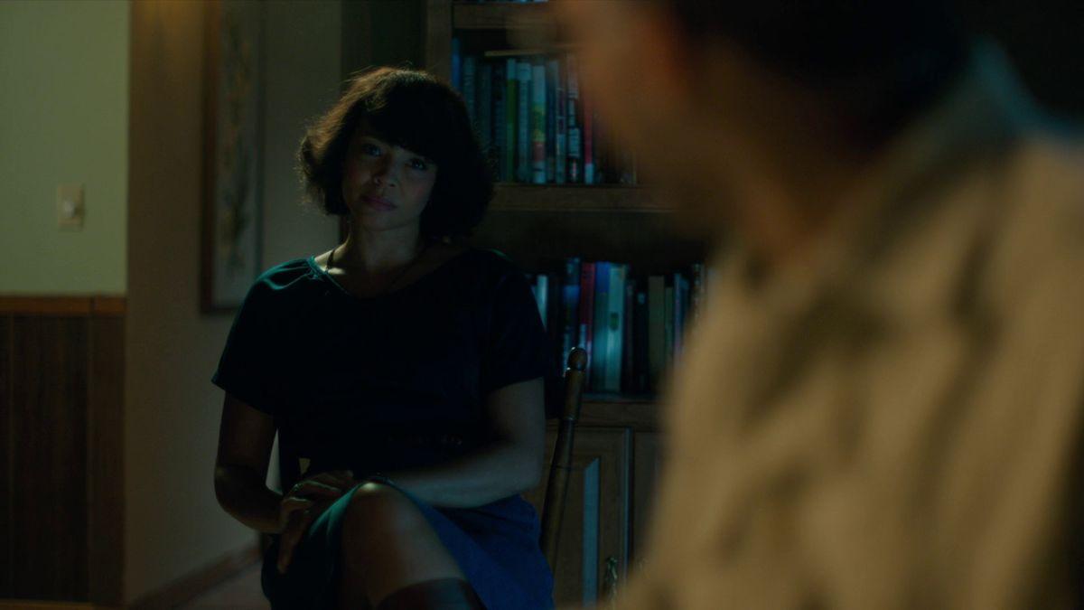 True Detective season 3 Amelia ghost