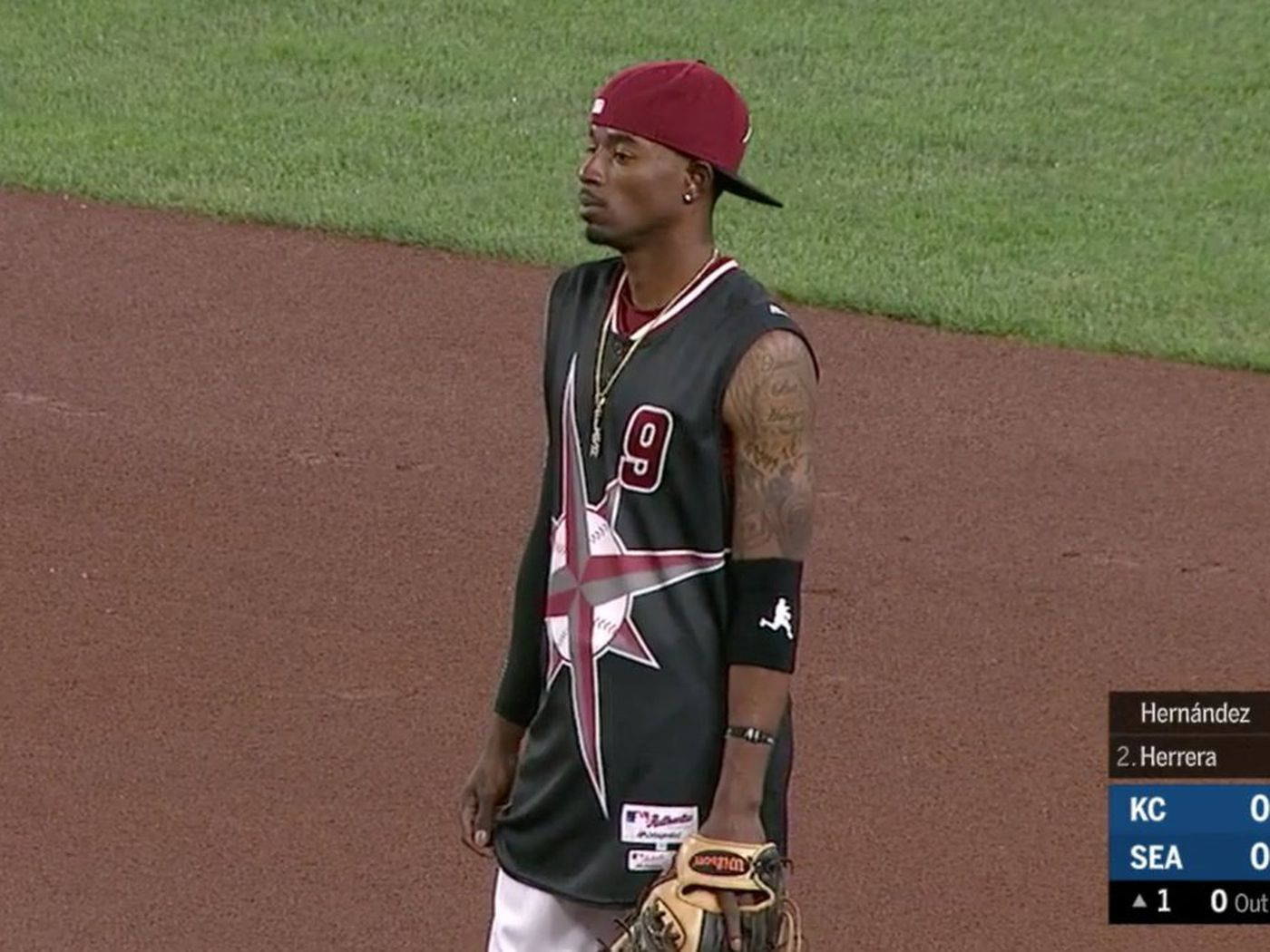 new styles aa5d2 e042d Here's the story behind the Mariners' amazing sleeveless ...
