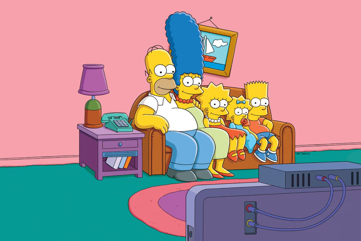 Disney Plus Streams The Simpsons In Its Proper Aspect Ratio But It Wasn T Easy The Verge