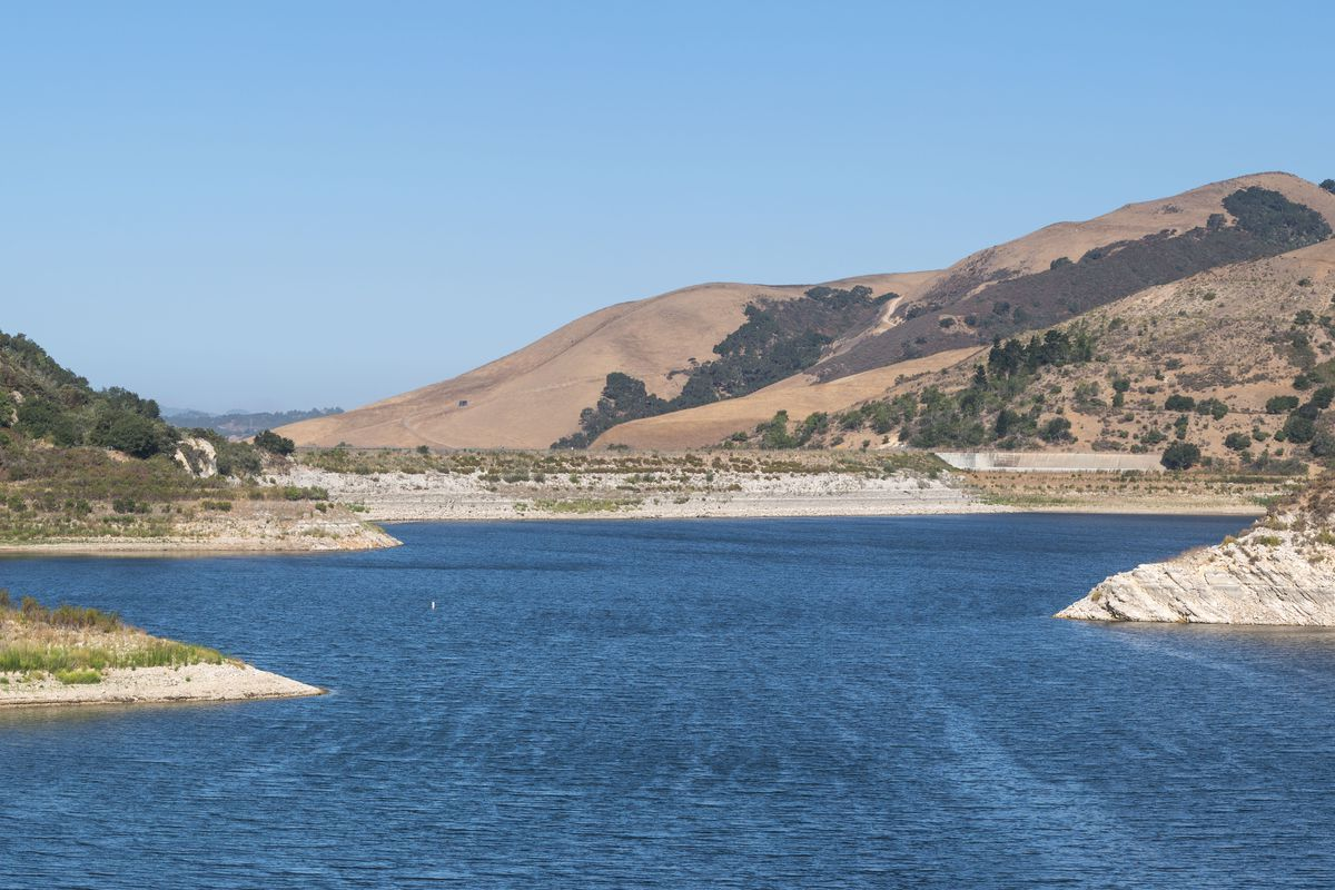 California's Reservoirs Drop To Dangerous Levels