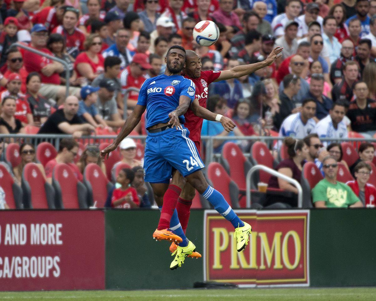 MLS: Montreal at Toronto FC