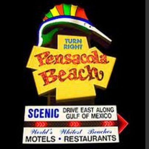 Pbeach night sign