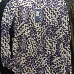 Blouse, size S, $75 (was $228)