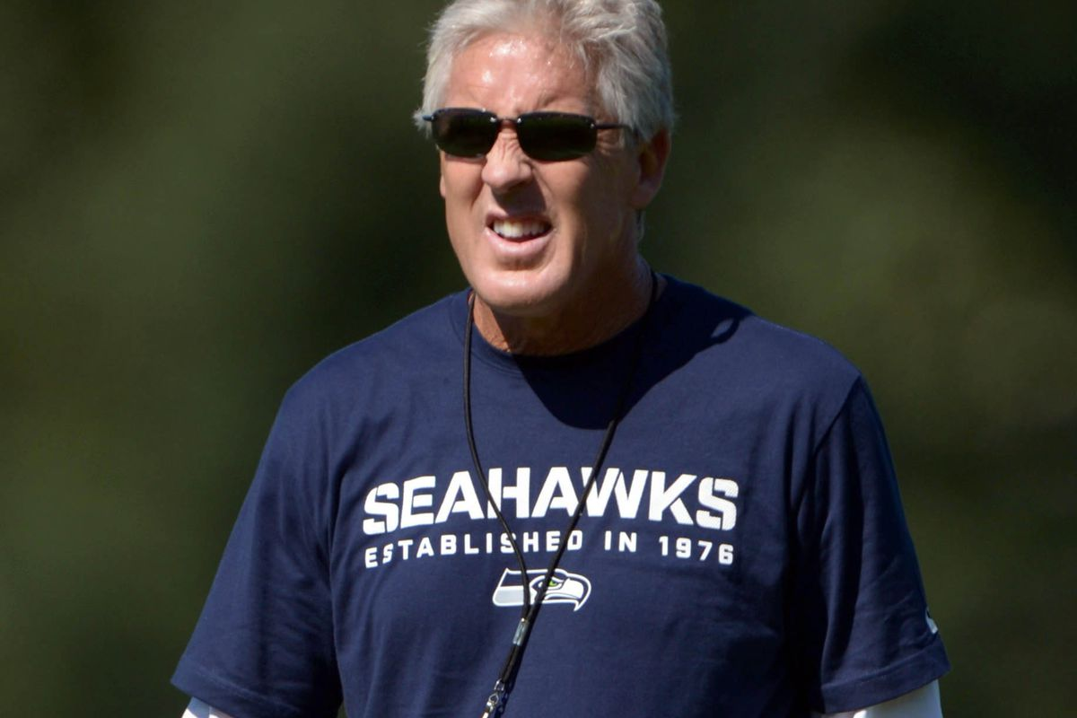 """Pete Carroll: """"Who the sh*t was that guy?"""""""