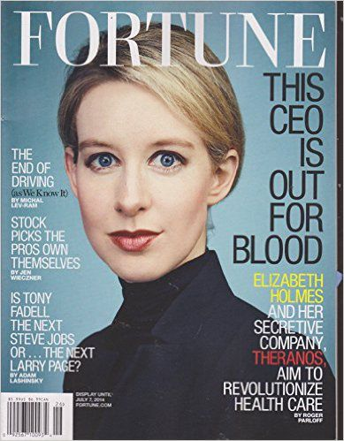 The June 30, 2014 cover of Fortune