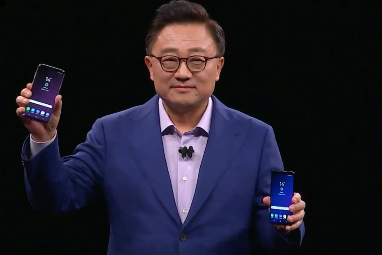 watch samsung announce the galaxy s9 in 12 minutes