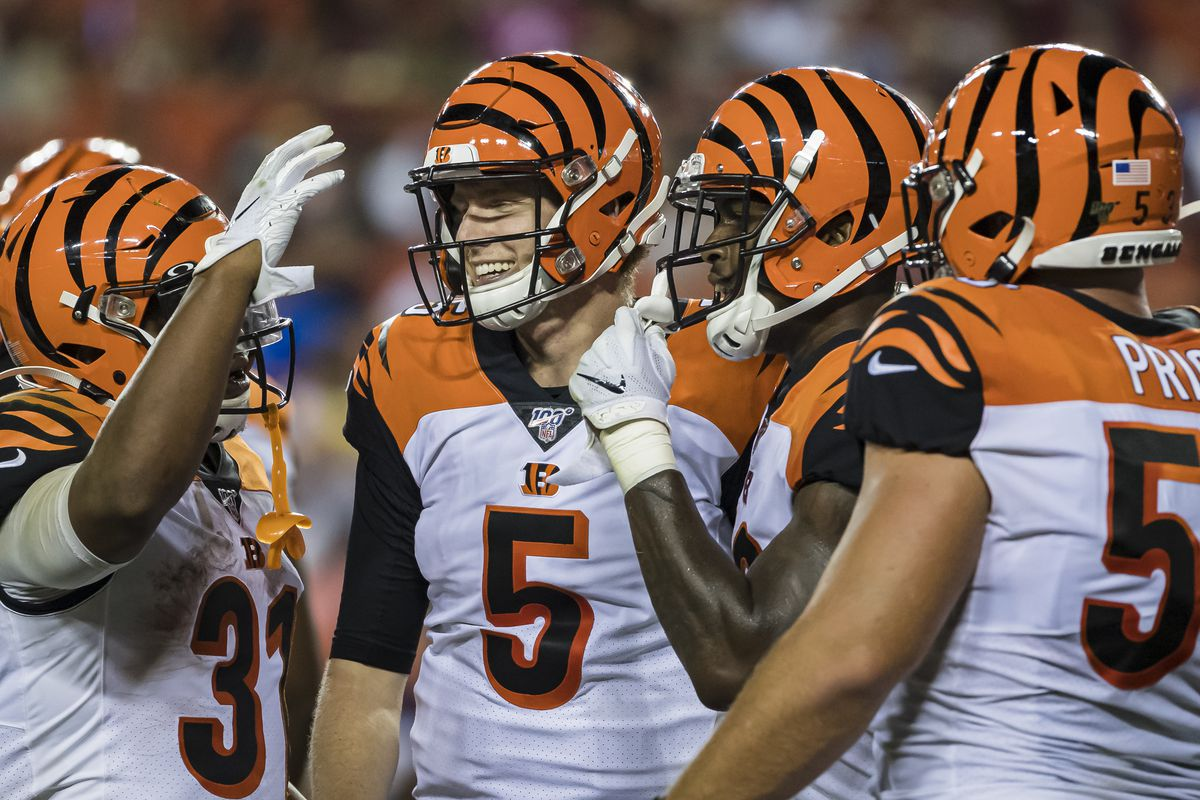 e8472e53 Bengals News (8/16): Another fine day for Finley - Cincy Jungle