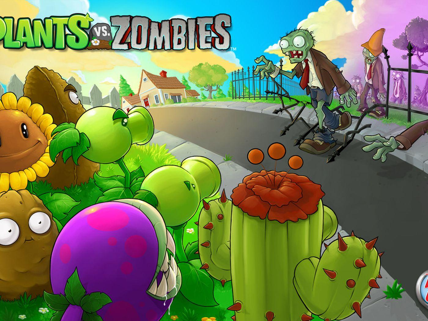 EA announces Plants vs. Zombies 3 - The ...