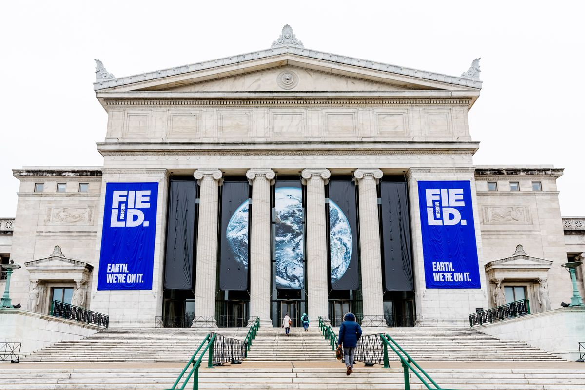 The Field Museum is among several Chicago museums restricting staff travel amid a coronavirus outbreak.