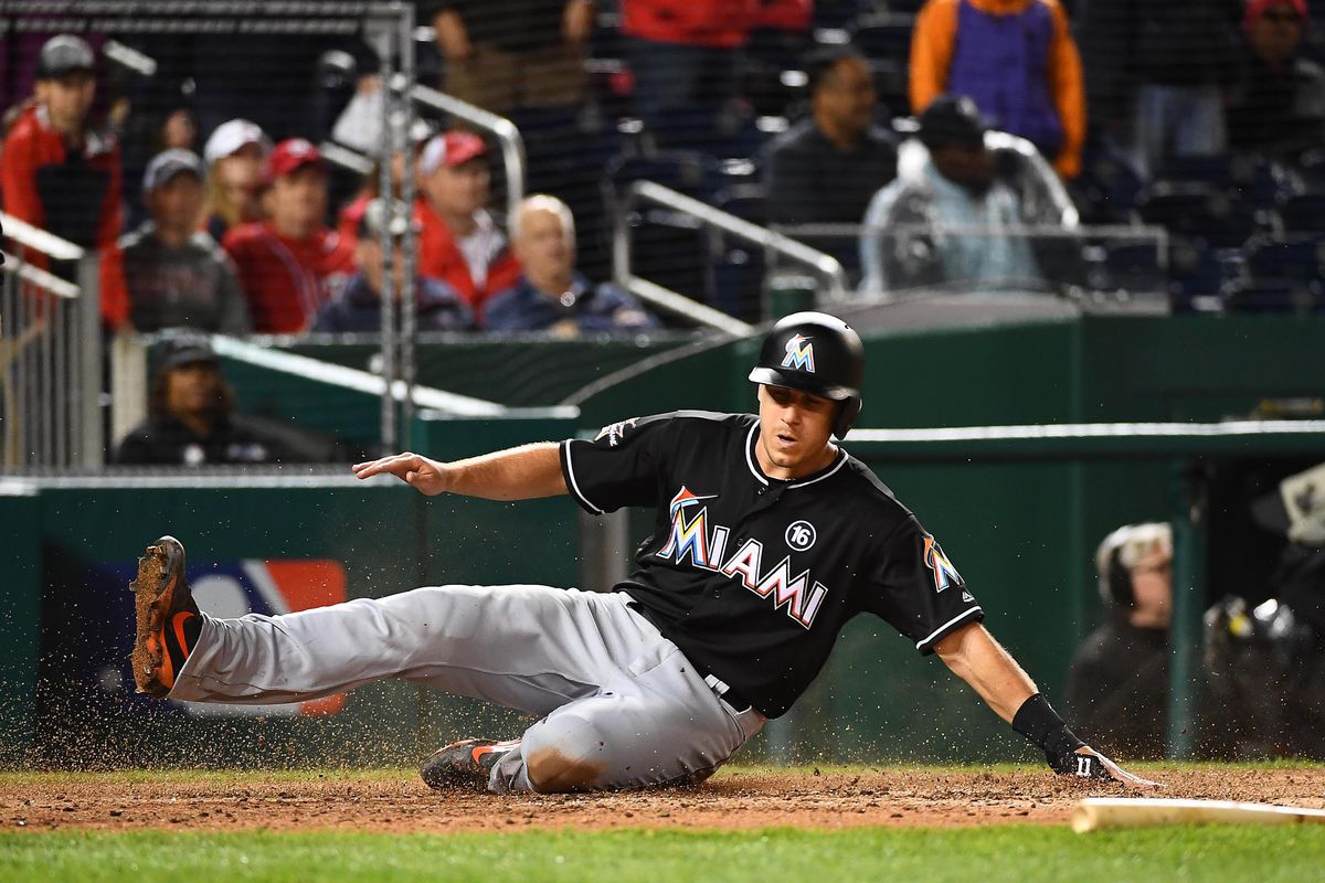 Not featured in today's game: JT Realmuto