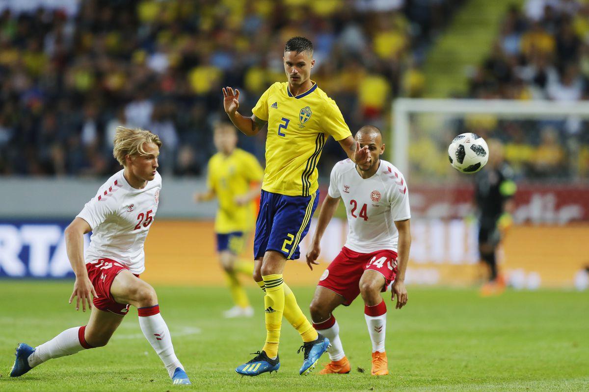 Sweden v Denmark - International Friendly