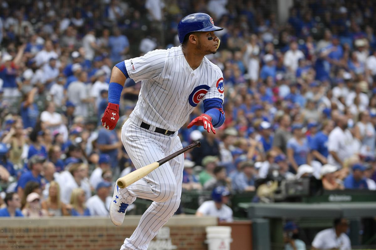 cubs roster move  willson contreras activated  addison