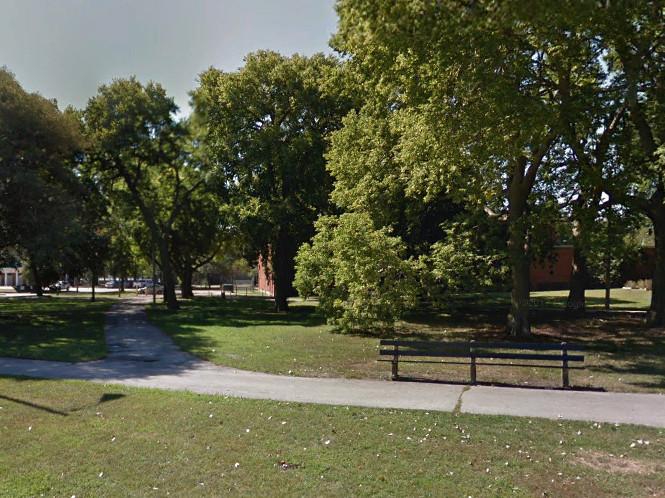 Washington Park | Google Earth