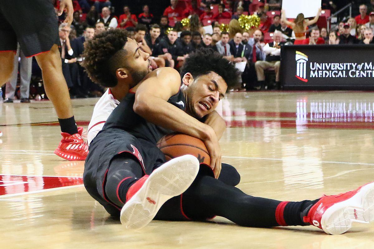 NCAA BASKETBALL: JAN 01 Nebraska at Maryland