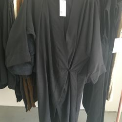 Priory robe, $147.50 (was $285)