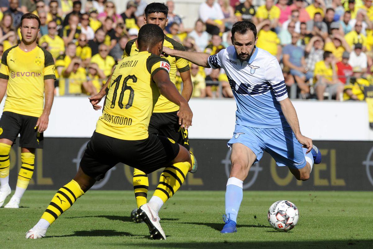Borussia Dortmund v Lazio - Pre-Season Friendly