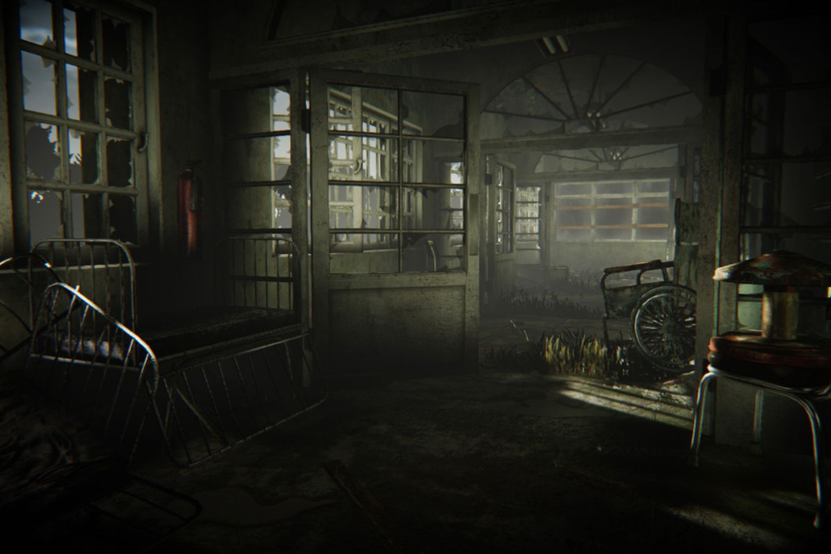 Daylight is Unreal Engine 4's first, frightening game - Polygon
