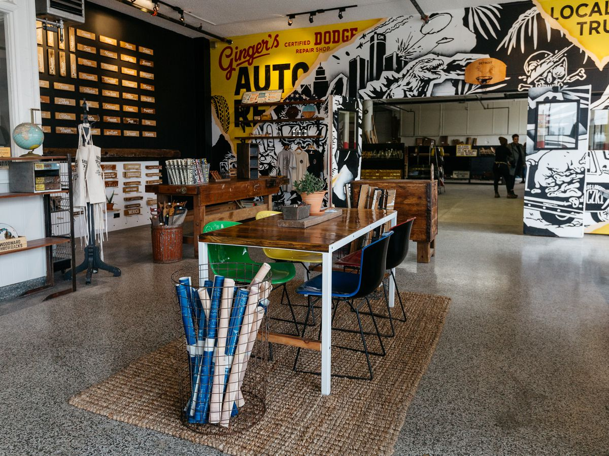 The Best Furniture And Antique Stores In Detroit Mapped Curbed