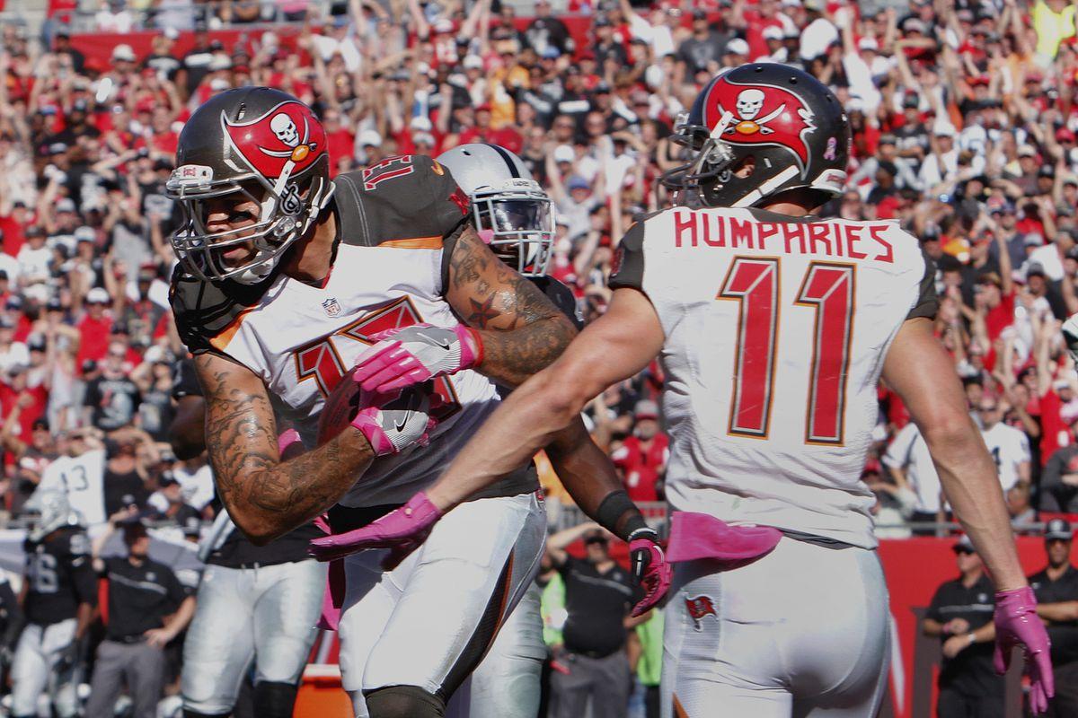 Oakland v Tampa Bay Buccaneers  NFL