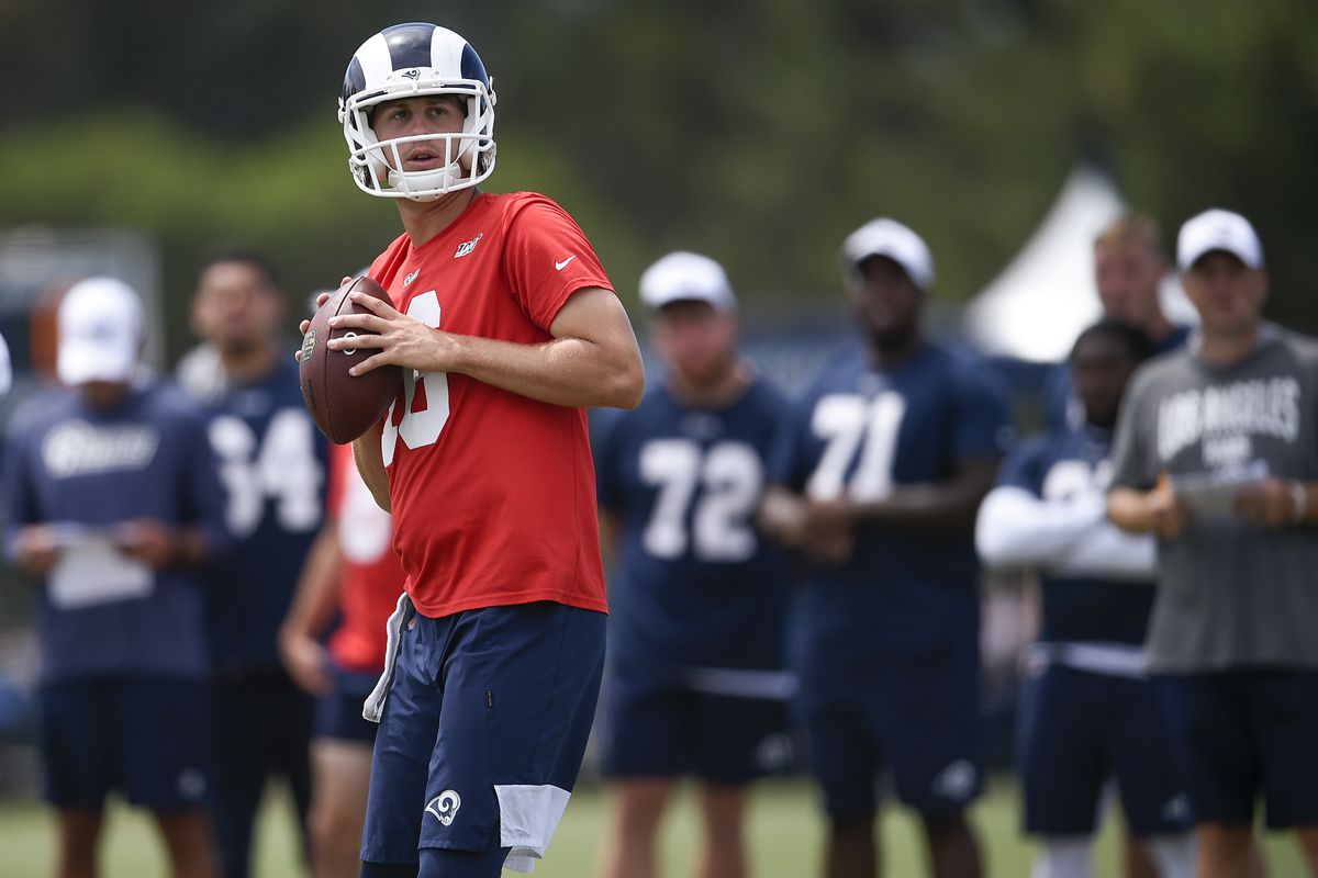 29445335 PFF ranks Los Angeles Rams QB Jared Goff No. 13 in 2019 - Turf Show ...