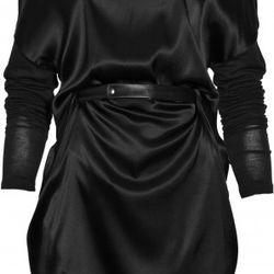 Belted silk-blend dress$335.0065% OFF$117.25