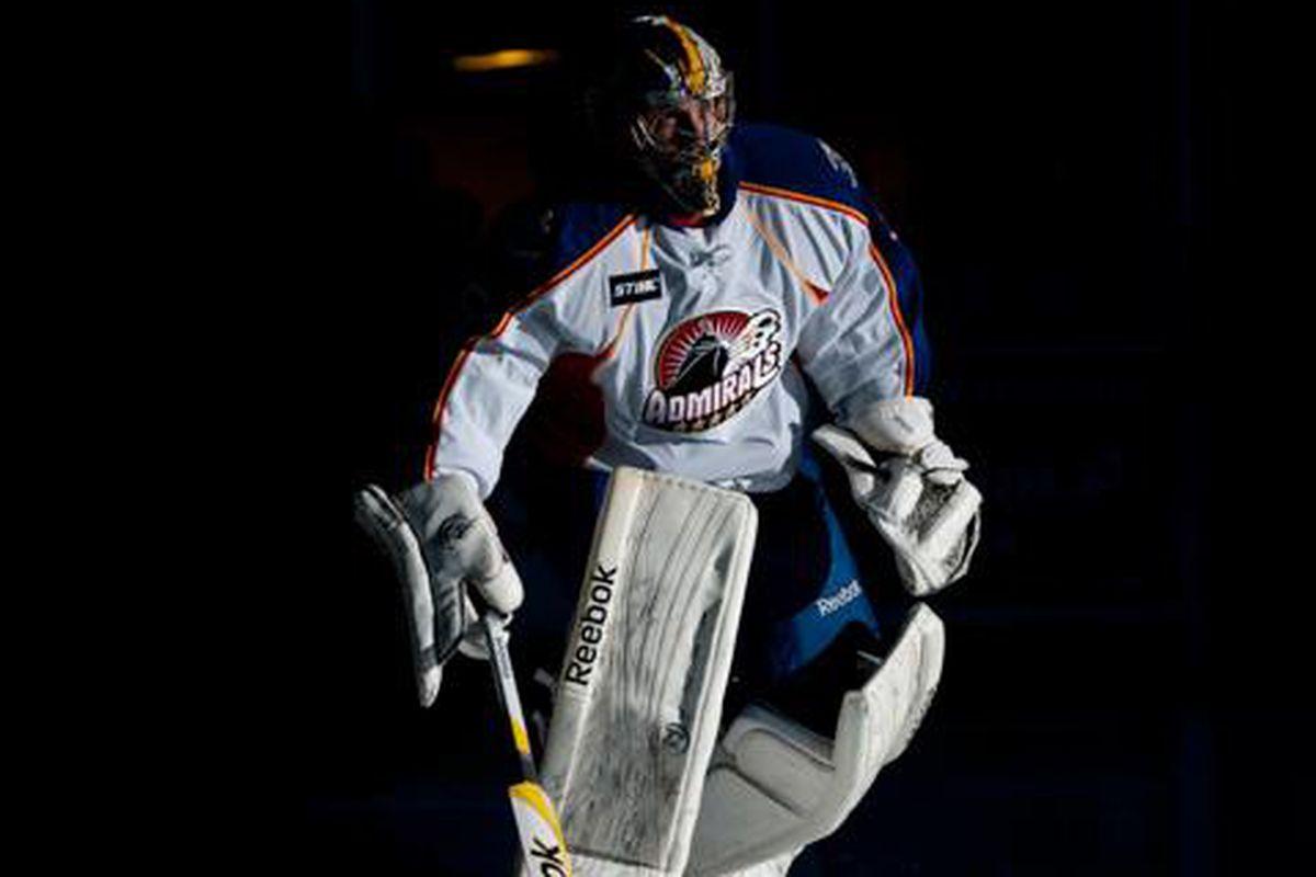 Igor Bobkov Takes the Ice at Scope