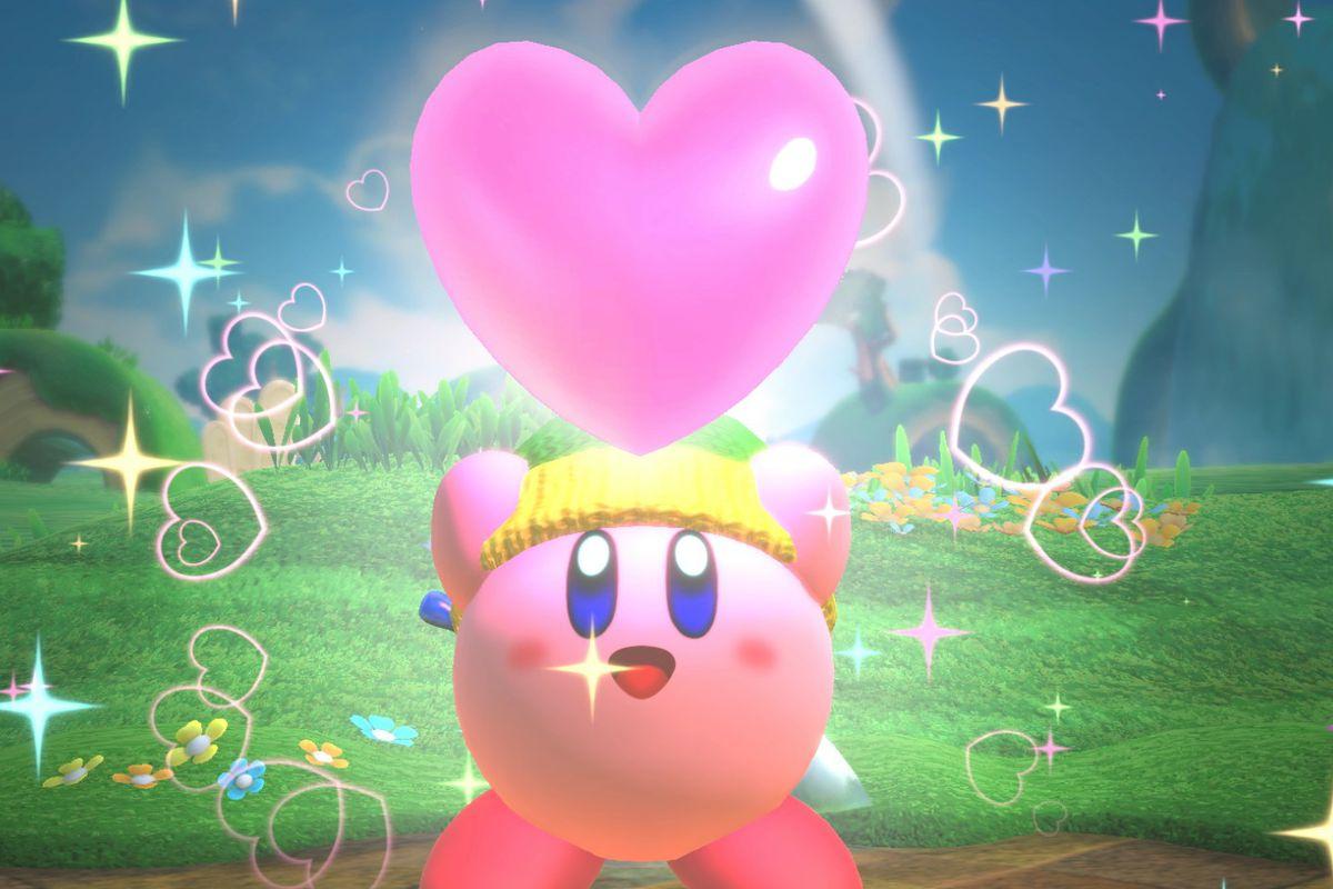 Kirby Star Allies Turns Enemies Into Friends On Nintendo