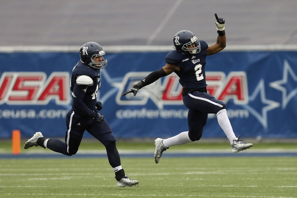With huge wins over in-state rivals UNT and UTSA, could Rice be dancing to another Conference USA title?