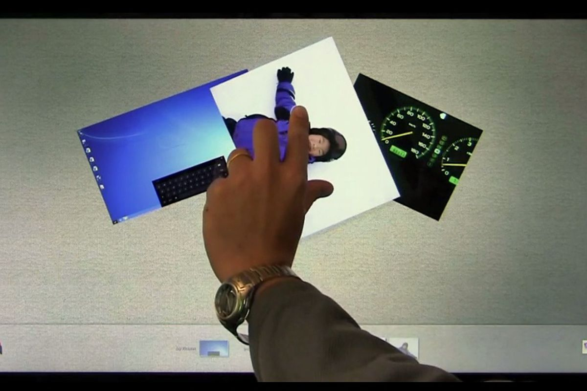 Building Windows 8 touch hardware