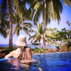 Paradise. Happy New Year!