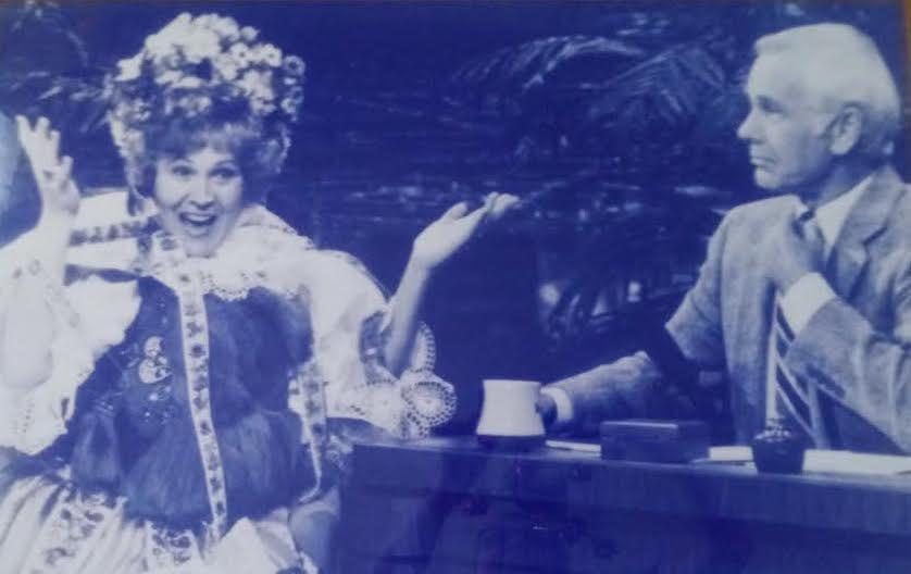 "Vlasta Krsek charmed Johnny Carson and ""The Tonight Show"" band."