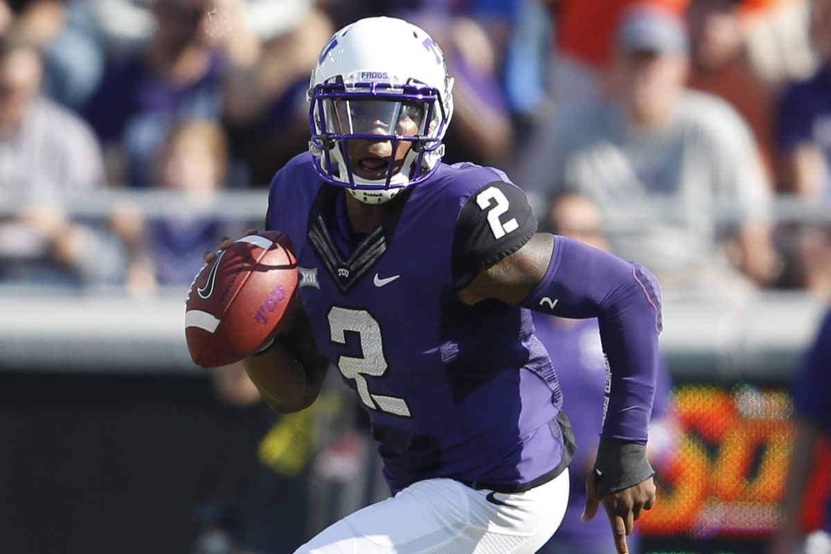 20fa1ab0 Big XII Uniforms: The Good, the Bad, and the Ugly - Frogs O' War