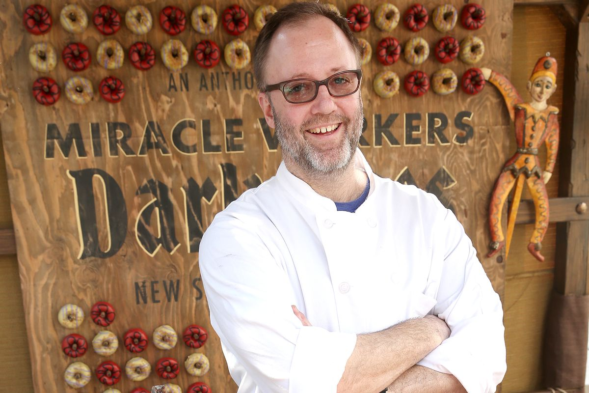 """TBS Celebrates Premiere Of """"Miracle Workers: Dark Ages"""" With Chef Wylie Dufresne Donut Giveaway"""