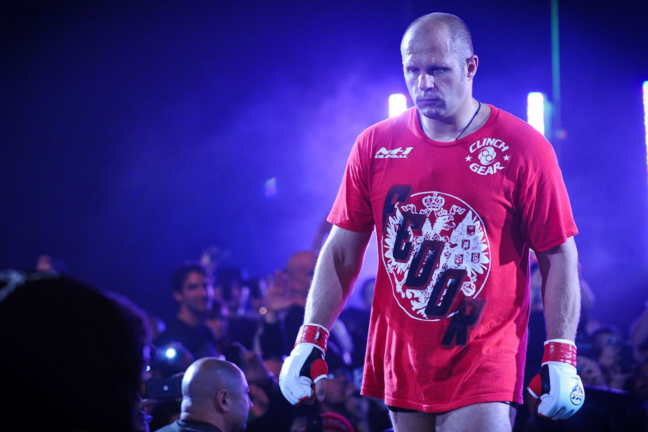 Fedor in America: A look back at The Last Emperor's stateside conquests, defeats