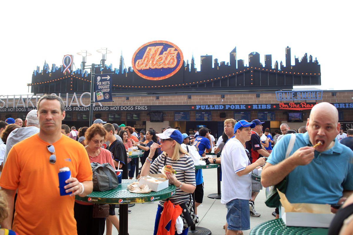 Baseball - MLB - New York Mets v Washington Nationals
