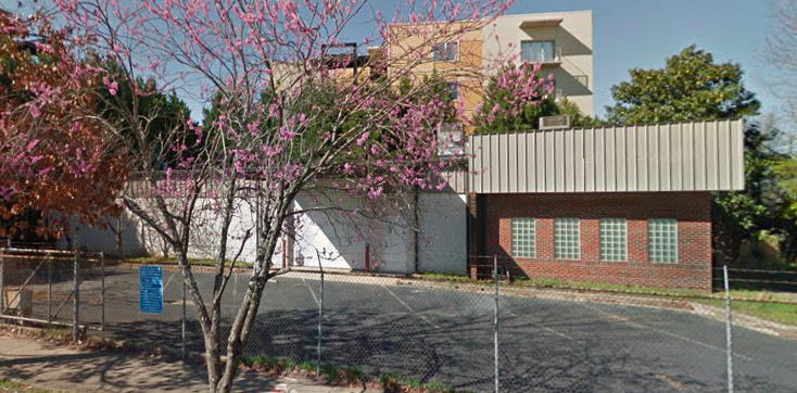 The future home to Hattie B's on 10th Street around the corner from Miller Union