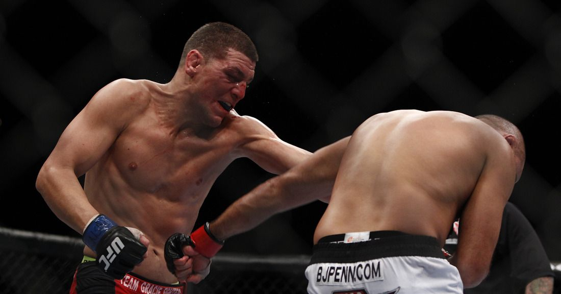 Gilbert Melendez: If Nick Diaz wins at UFC 266, 'he's in title contention, everyone's going to campaign to fight him'